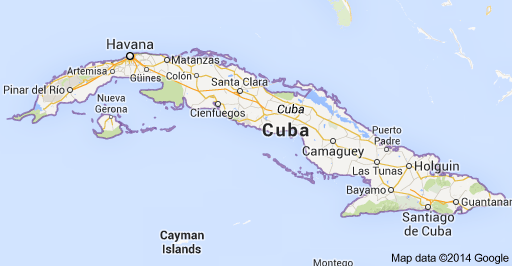Map cuba the absolute location of cuba is 220000 n 795000 wis map shows the whole country of cuba its capitol cities absolute location is 231333 n gumiabroncs Gallery